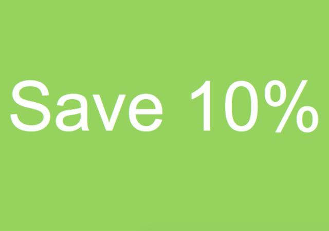Pre-Pay And Save 10% - Superior Double