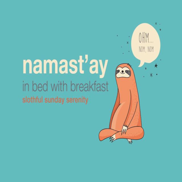 Namast'ay Sunday - Superior Room with Breakfast in bed