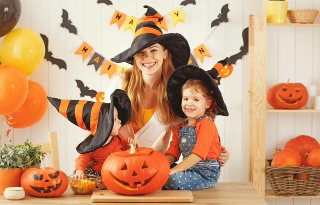 Halloween in the City Package - Standard Family Room (2 Adults & 1 Child)