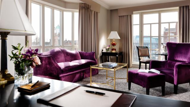 Magical Moments at InterContinental (Luxury Suite)