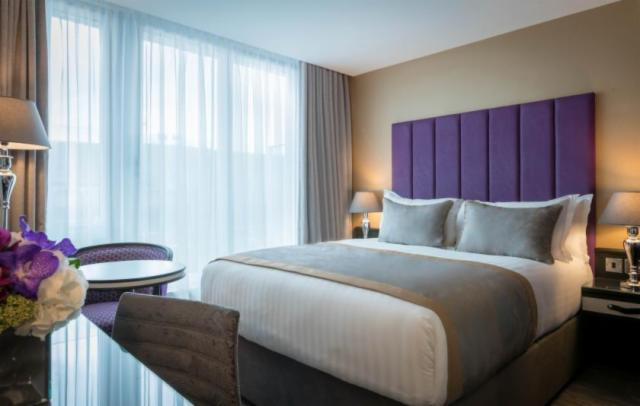 Winter Sale Save 15% - Deluxe Double Room