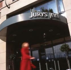 Jurys Car Park Ifsc