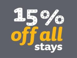 2 Night Winter Offer, Save 15%  - Max 2 people