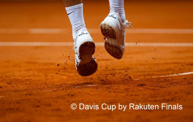 10% DTO. EXKLUSIVES DAVIS CUP MADRID FINALS