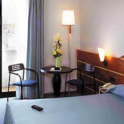 Hotel Citypark Terranova bedroom2