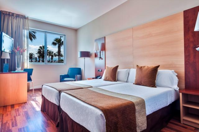 Rooms: 4 Star Hotel In Barcelona