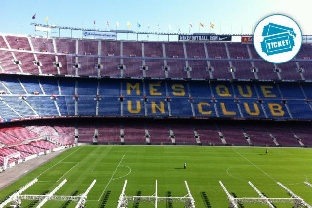 FC BARCELONA EXPERIENCE
