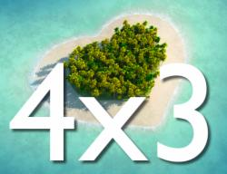4x3 - Fall in love with Majorca