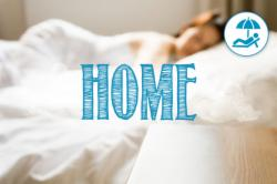 """""""Home"""" is a space to dream"""