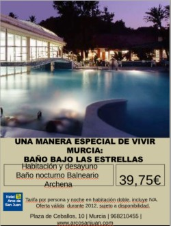 SPA Offer From €€69.50