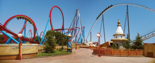 Escapade Port Aventura + Ferrari Land (2 adultes)
