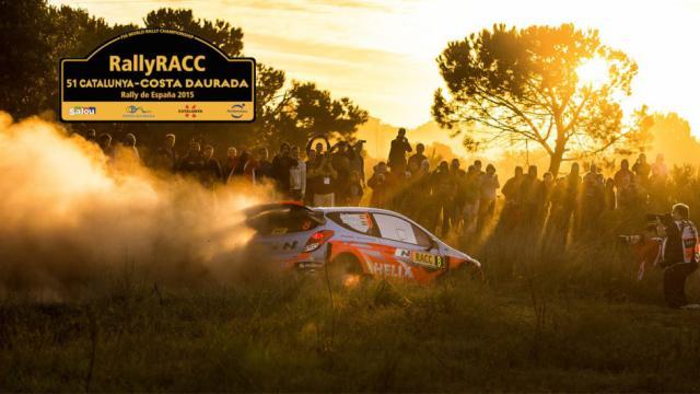Catalonian Rallye 2016