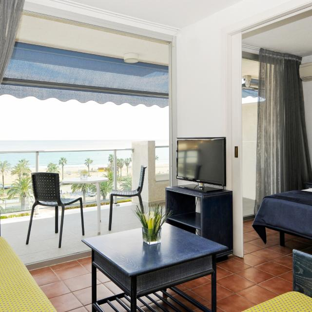 Frontal Sea View Suite PREMIUM + Transfer Service - Breakfast included (FREE CANCELLATION)