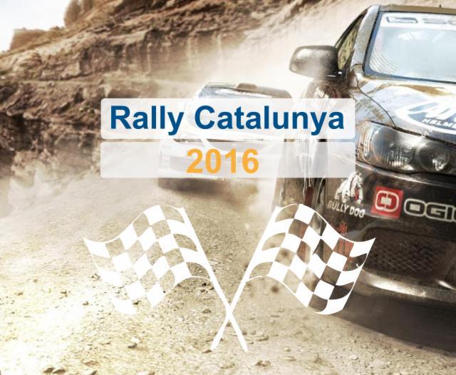 Rallye Cataluña 2017