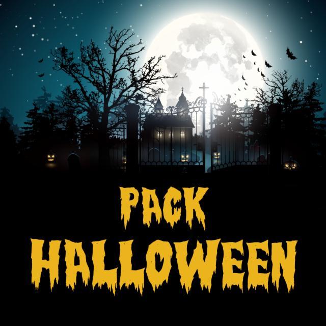 Oferta Pack Halloween