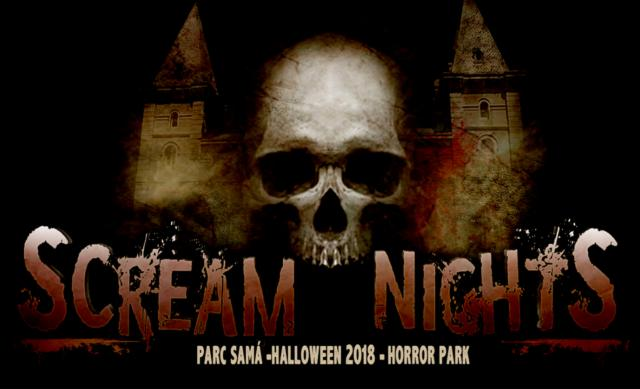 Paquet Halloween Scream Nights (Parc Samà)