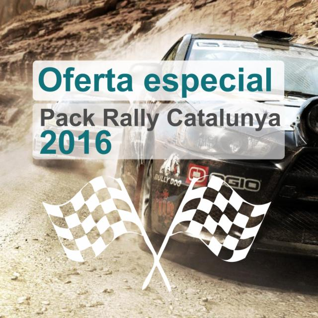 Catalonian Rallye 2017