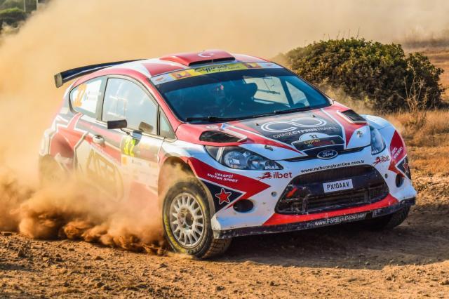 Rally RACC Costa Daurada Getaway