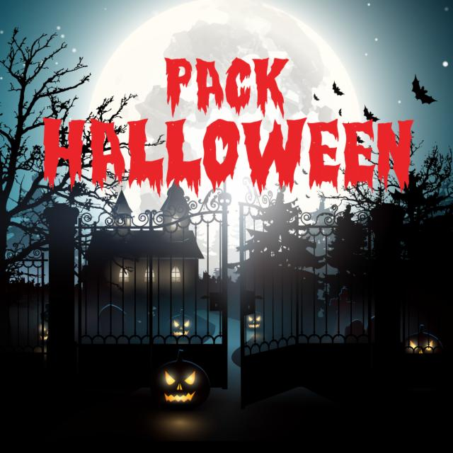 Halloween Package Offer