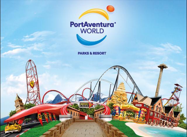 Escapada PortAventura + Ferrari Land (2 adultos)