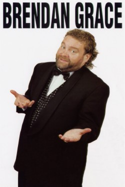 Brendan Grace is Back, B&B & Tickets (17th January 2016)