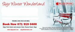 Winter Escape for 2 with 2 B&B and 1 Dinner
