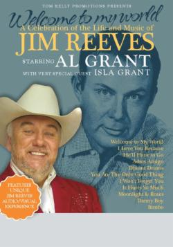 Music of Jim Reeves, Tickets with B&B (13th of March 2016)