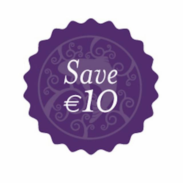21-Day Advance Purchase Bed & Breakfast Offer Save €10 per ngt (Deluxe Double/Twin Room)