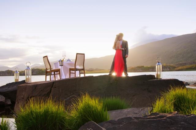 Romance on the Lakes of Killarney for 2 People - Deluxe Room