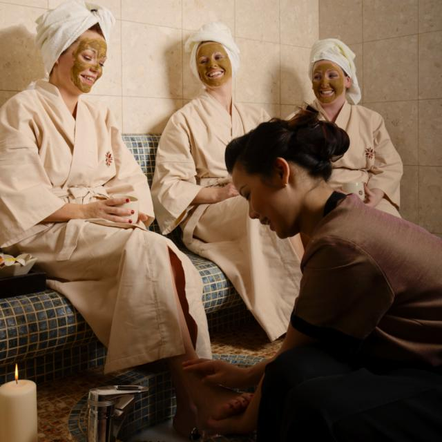 Ladies Night In At The Brehon - For Two