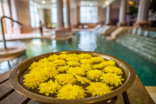 Spa Therapy at Angsana Spa at The Brehon For Two People in Deluxe Room