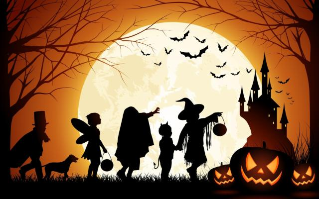 Spooktacular Halloween Fun at The Brehon  - Overnight B&B 2 Adults & 1 Child