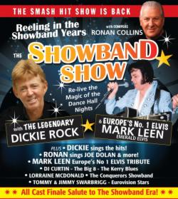Reeling in the Showband Years - Dinner, B&B & Concert Ticket