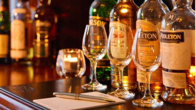 Father's Day Whiskey Tasting Experience