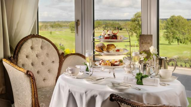 Afternoon Tea Delight - B&B  with a Decadent Afternoon Tea