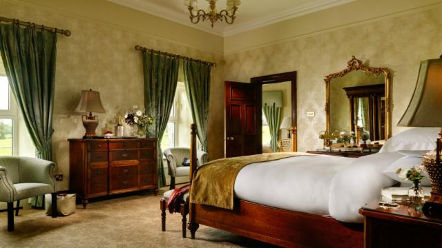 Presidential Suite - Bed & Breakfast