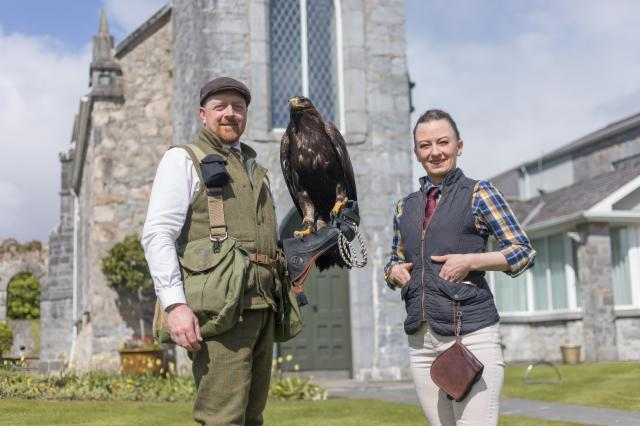 Summer Delight Staycation with Dinner & Falconry