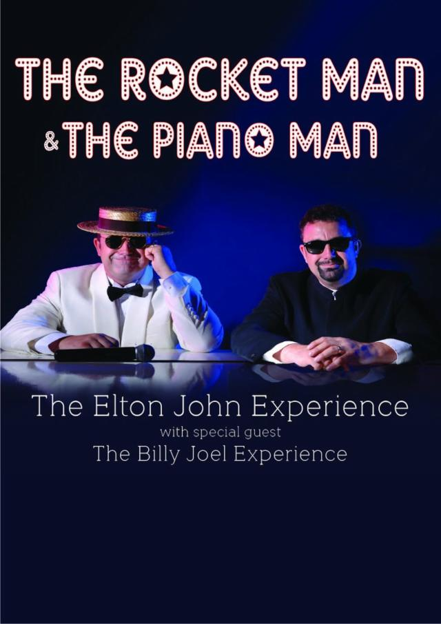 Rocket Man & Piano Man