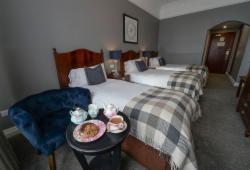 Pre Pay, Standard Triple with Breakfast (3 Single Beds)