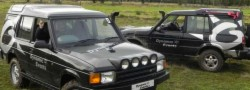 Off Roading Package - Dinner B&B Plus Off Roading Session - Deluxe Double or Twin Room