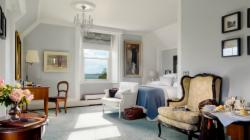 Two Night Stay in a Luxury Superior Manor Sea View room with One À la Carte Dinner in The Pygmalion Restaurant