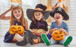 Halloween Breaks