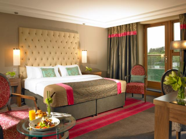 Commercial Bed and Breakfast Rate - Deluxe Room for 1, Valid Sun-Thurs