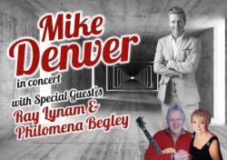 Mike Denver & Friends Concert (25th March) 1 Night Special in a Double or Twin Room for 2 People, Includes Breakfast