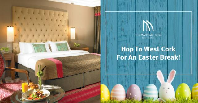 Easter Midterm 2-Night Special in a 1-Bedroom Suite 2 Adults & 2 Children Includes Breakfast and Dinner on 1 Evening