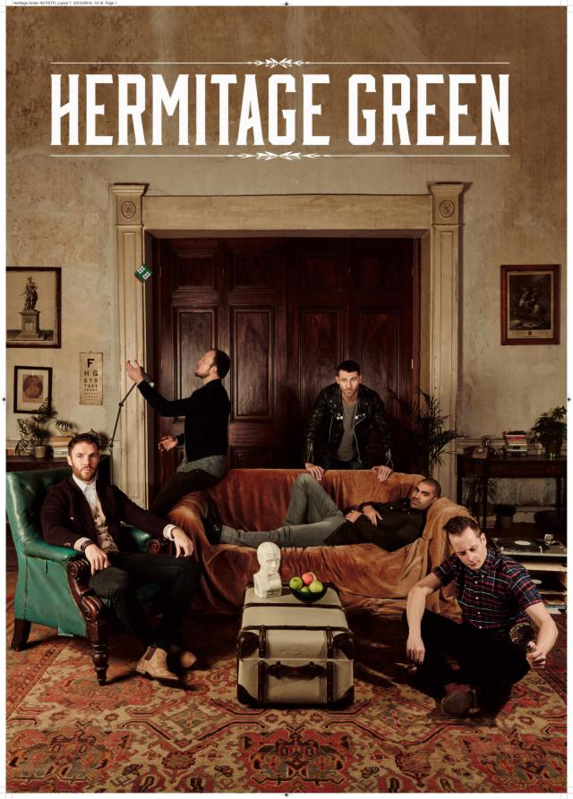 Hermitage Green Concert (8th December) 1 Night Special in a Double or Twin Room for 2 People, Includes Breakfast