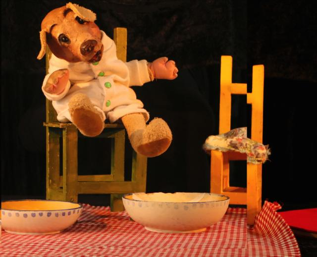 Miriam Lambert Puppeteer Presents: Goldilocks & The Three Bears  (29th October) 1 Night Special in a 1 Bedroom Family Suite for 2 adults & 2 children, Includes Breakfast