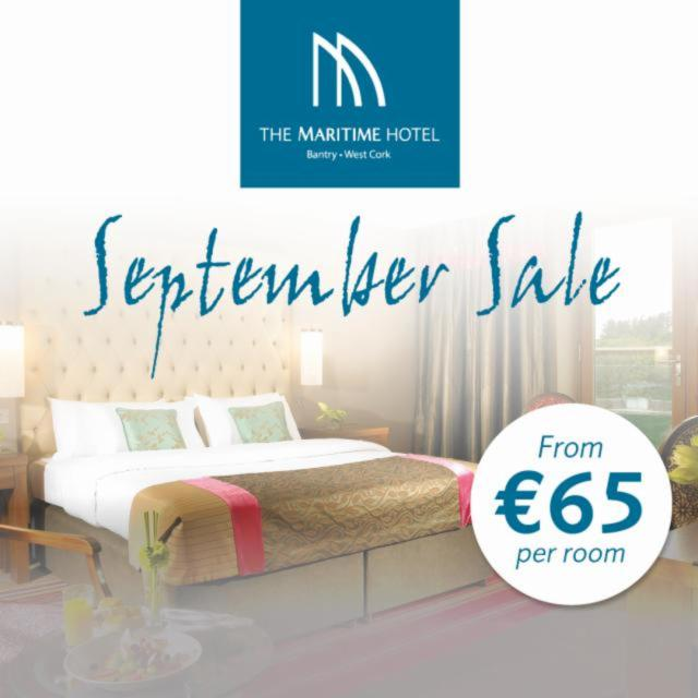 September Room Sale (advance purchase) - Double or Twin Room