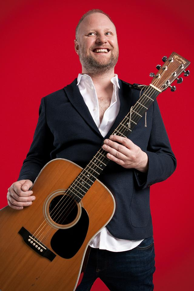 Fred Cooke Comedy (26th Sep) 1 Night in a Double or Twin Room for 2 People, Includes Breakfast