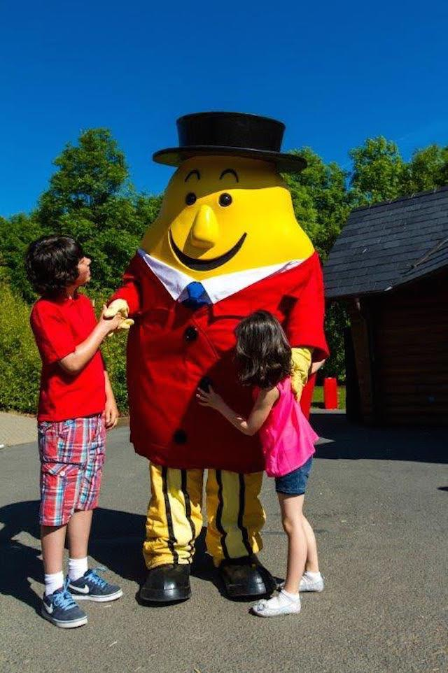 1 Night Family Break - Tayto Park (Interconnecting Rooms)